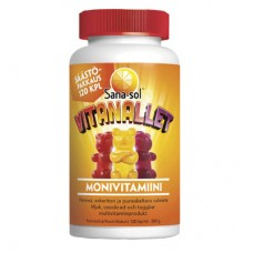 Sana-sol VITANALLET мультивитамины 120 табл
