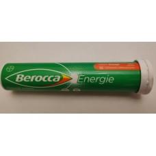 Berocca Energy берокка15 шипучих таблеток без сахара, Франция