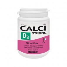 Calci Strong кальций + витамин D3 купить