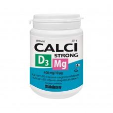Кальций Calci Strong + магний + D3  купить