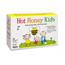 Hot Honey Kids 20 пакетиков от простуды и гриппа