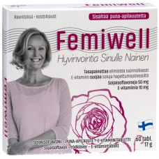 Femiwell Фемивел 60 таб
