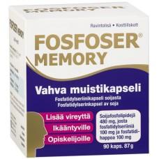Fosfoser® Memory 90 капсул