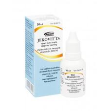 Витамин D3 Jekovit 20 мл (водный раствор)