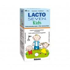 Lacto Seven Kids (Лакто Севен Кидс) 50 таб, Финляндия