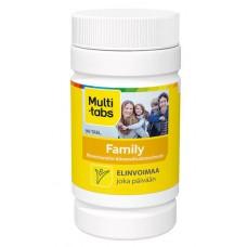 Мультитабс для всей семьи