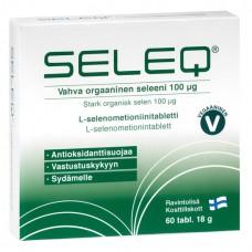 SELEQ селен 100 мкг 60 табл