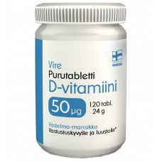 Финский Vire витамин Д купить