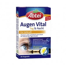Abbey Eyes Vital Day & Night Capsules 30 капсул, Германия