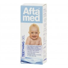 AFTA-MED  Гель для прорезывания зубов у младенцев 15мл