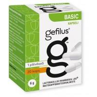 Gefilus Basic 20 капсул