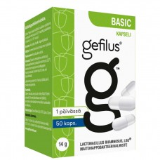 Gefilus Basic 50 капсул