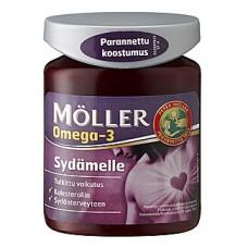 Moller sydamelle для сердца 76 капсул