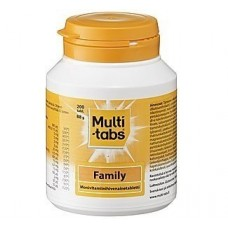 Multi-tabs Family  190 табл