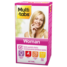 Multi-tabs Woman 60 таб