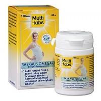 Multi-tabs Rakaus omega 3 для беременных 100 капсул