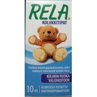 Rela colic drops KOLIIKKITIPAT 10 мл
