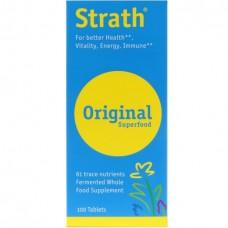 Strath Original таблетки для поднятия жизненного тонуса 200 шт, Швейцария