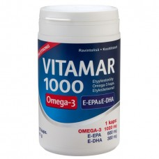 Vitamar витамар 1000 омега-3 100 капс, в 1 капс - 1020 мг