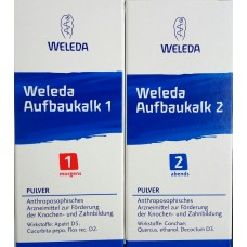 Aufbaukalk Weleda - в наличии купить